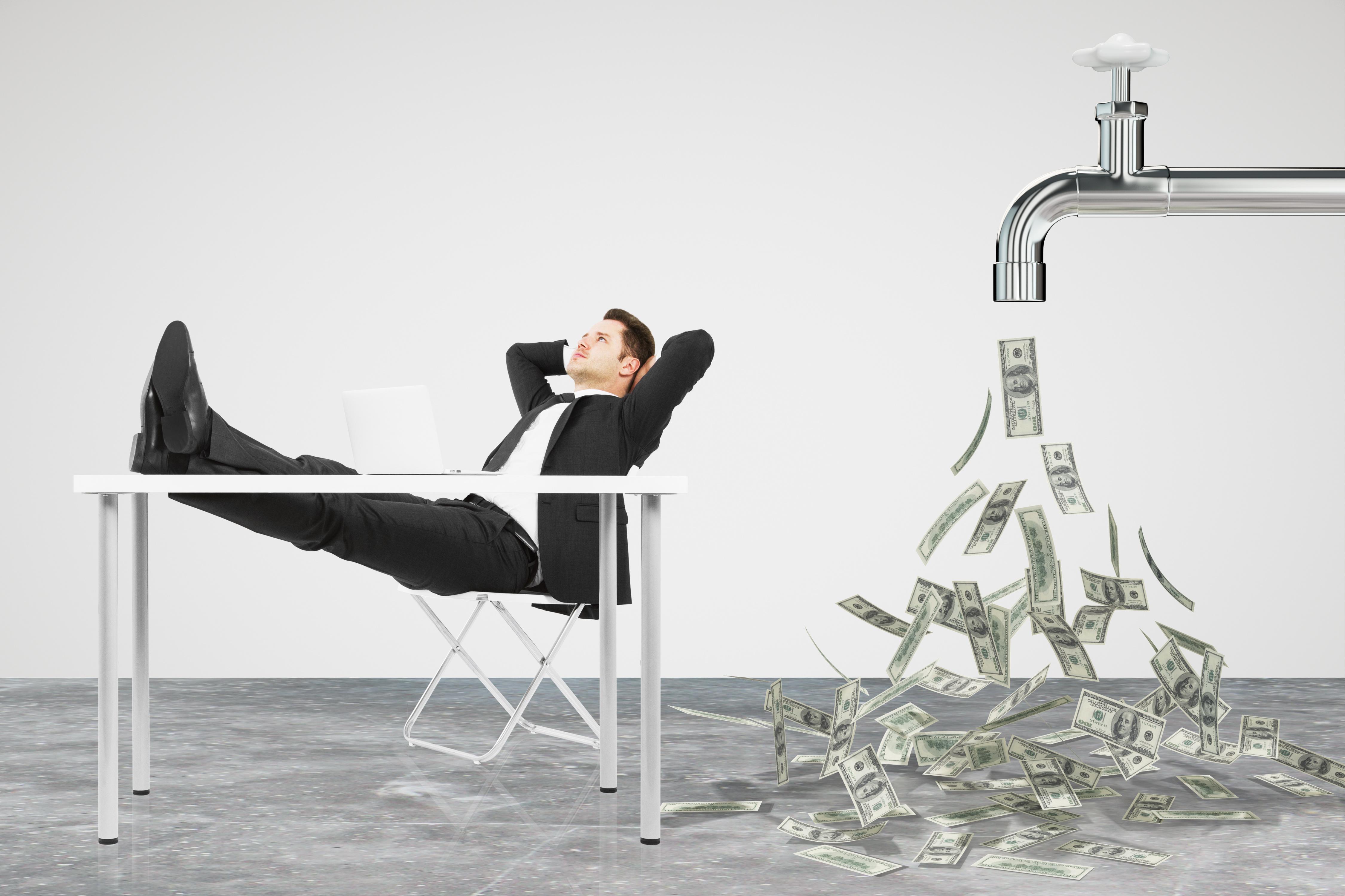 Cashflow for plumbers