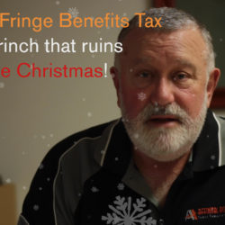 Don't let Fringe Benefits Tax ruin your office Christmas.