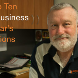 Affinitas' Top Ten Small Business New Year's Resolutions
