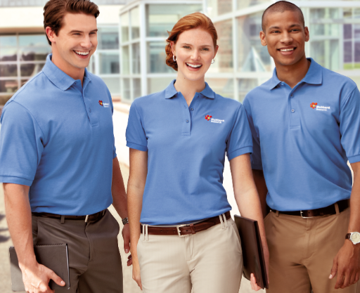 Deductible work clothes guidelines refreshed affinitas for Best custom t shirt company